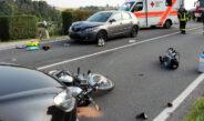 Mopedunfall bei Heiligenstadt: 16-Jähriger wird schwer verletzt in Klinik geflogen