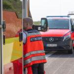 Lkw-Fahrer leblos auf Rastplatz bei Bad Lobenstein aufgefunden: Reanimation erfolglos
