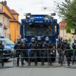 Bericht der Thüringer Polizei über das Versammlungsgeschehen in Weimar