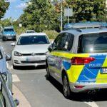 Bei Rot losgelaufen: Kind in Erfurt von Auto erfasst und lebensbedrohlich verletzt