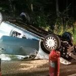 Fahrerin im Kyffhäuserkreis verunglückt: Alkoholisiert und unter Drogen durch Wald geirrt