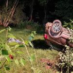 Auto überschlägt sich zwischen Liebenrode und Klettenberg: Fahrer war alkoholisiert