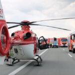 Medizinischer Notfall während der Fahrt auf der A9 bei Schleiz endet tragisch