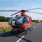 Übersehen: Motorradfahrer zwischen Weimar und Jena lebensbedrohlich verletzt