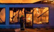 Netto-Markt in Gotha abgebrannt: Sachschaden liegt im siebenstelligen Bereich