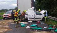 In Gegenverkehr geschleudert: 26-Jährige im Landkreis Sömmerda schwer verletzt