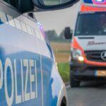 Motorradfahrer bei Erfurt schwer verletzt: Verursacher flüchtet von der Unfallstelle