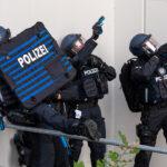 Anti-Terror-Übung in Mühlhausen: Polizei und Hilfsorganisationen im Großeinsatz