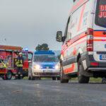 Unfall zwischen Blankenhain und Magdala: Autofahrer hatte 3,62 Promille
