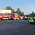 Vermeintlicher Absturz eines Leichthubschraubers sorgt für Großeinsatz im Eichsfeld