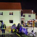 Feuerwehr findet Leiche bei Löscharbeiten in Suhler Wohnung - Zwei Verletzte