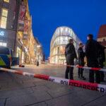 Fahndung nach tödlichem Messerangriff in Erfurt läuft auf Hochtouren: Täter auf der Flucht