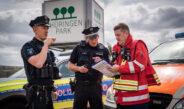 Lebensbedrohliche Einsatzlage wird simuliert: Großübung in Erfurt angekündigt