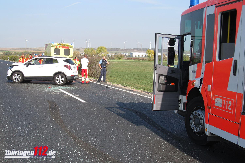 Unfall Ostumfahrung-Erfurt1